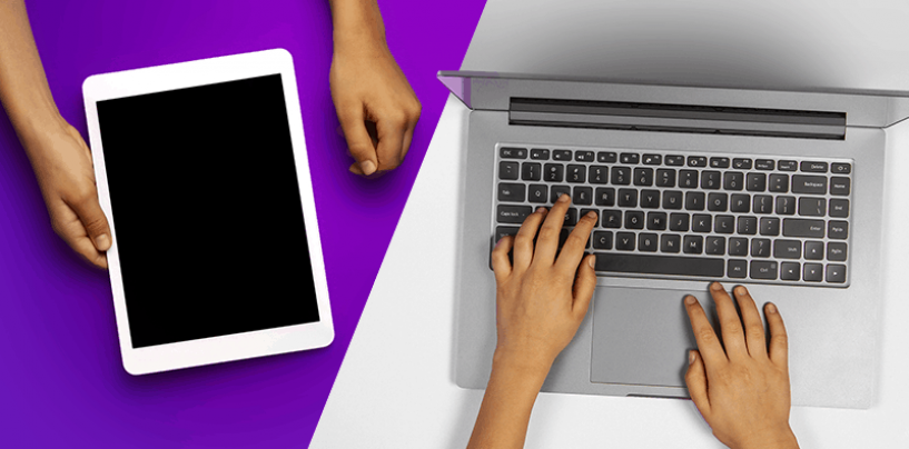 Why Convertible Notebooks are Better Than Tablets for College Life