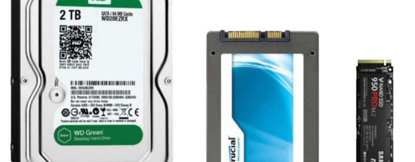 SSD vs HDD: What do you Really Need for Better Computing?